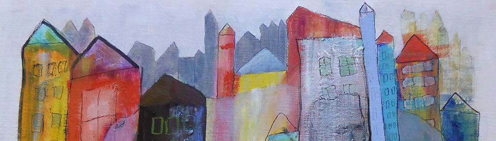 Kunstkaarten van Bert Stegeman