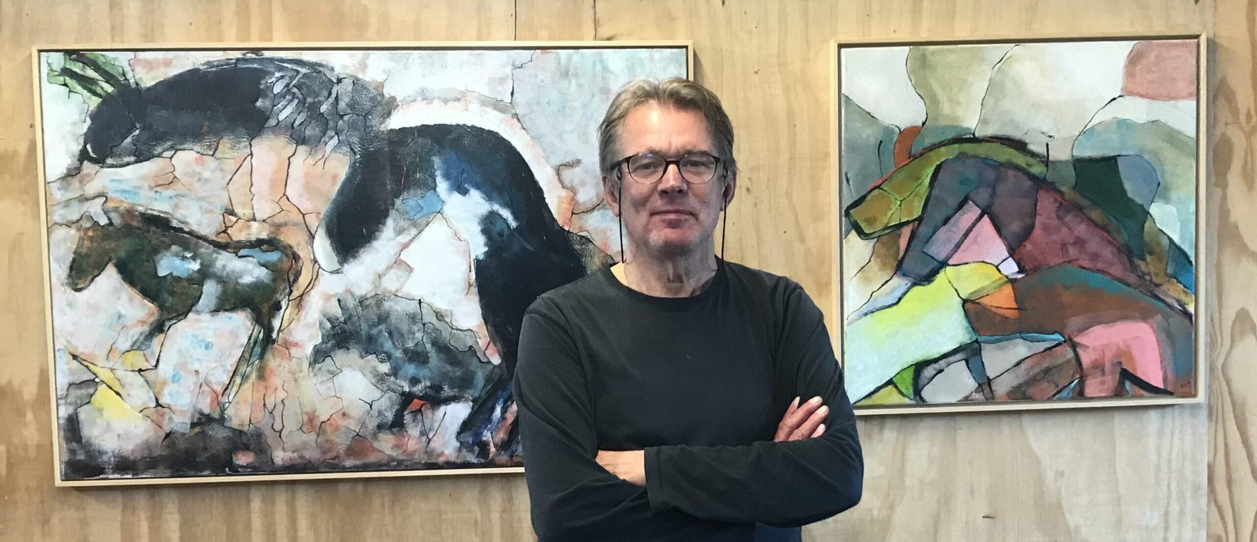 Kunst en kaarten van Bert Stegeman